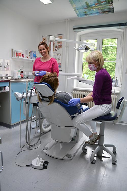 Leistungen Zahnarztpraxis Wollbrink, Zahnarzt Spandau